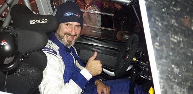 Fabiano Lo Fiego engagé en Championnat de France des Rallyes