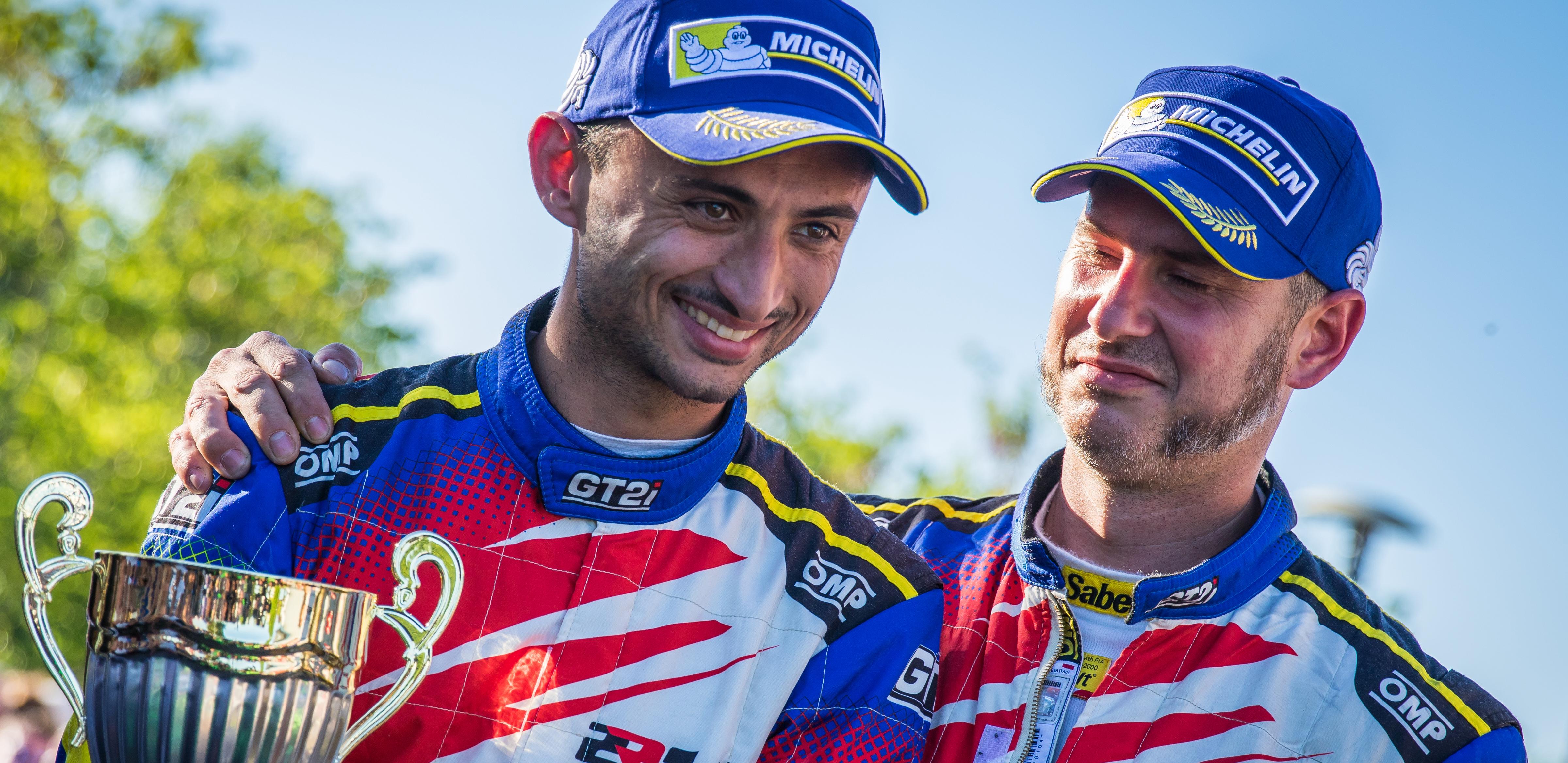 Fabiano Lo Fiego : 2e au Rallye du Limousin – Un essai réussi de la SKODA FABIA R5
